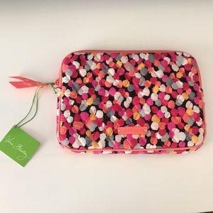 VERA BRADLEY NWT E-Reader Sleeve Pixie Confetti
